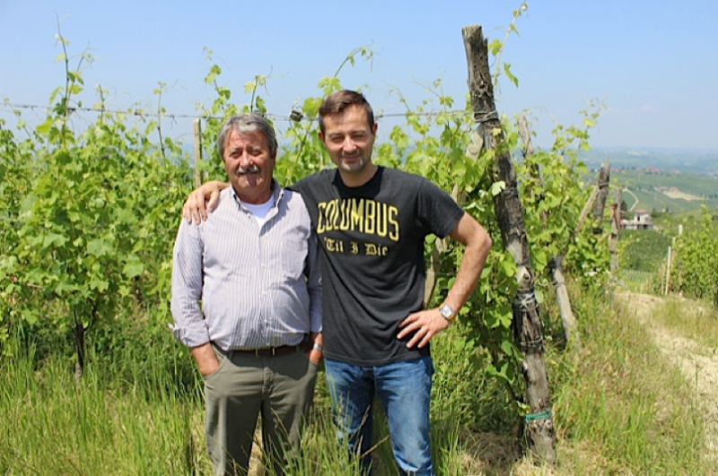 Rino and Andrea Sottimano in the Basarin vyd