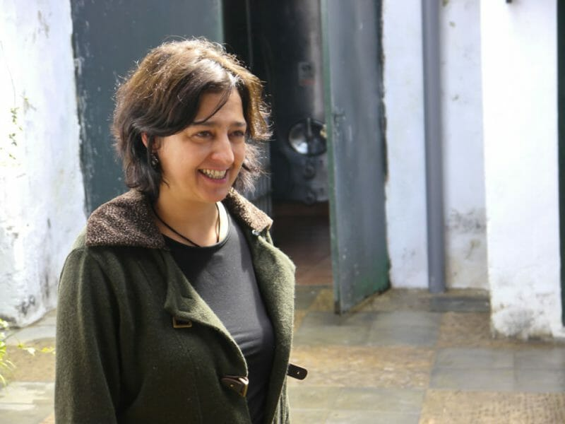 Ana Cabestrero