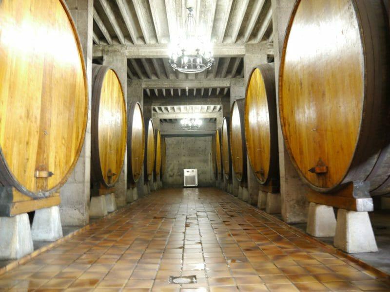 Cider Barrels <br>Photo by Steven Alexander