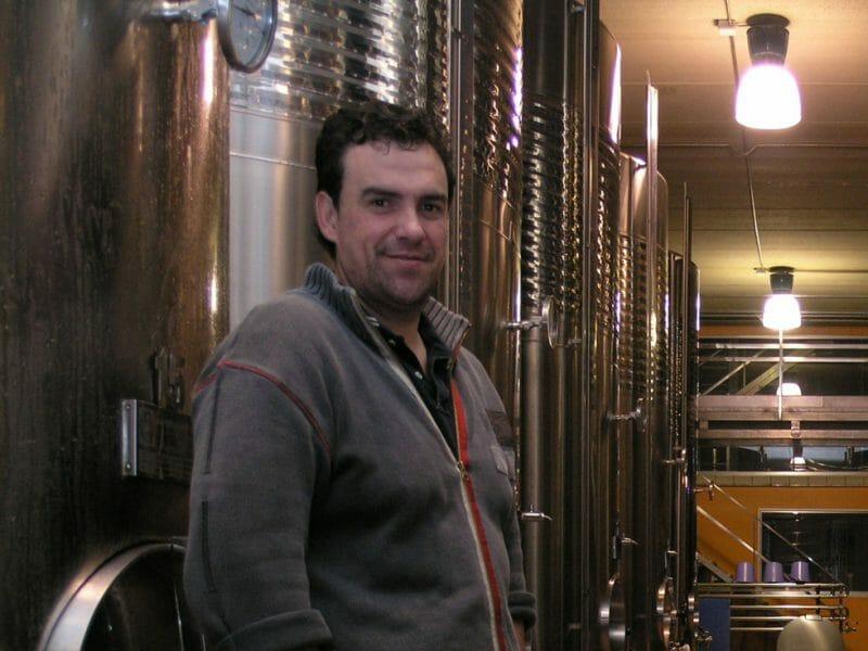Ignacio Amesguren <br>Photo by André Tamers