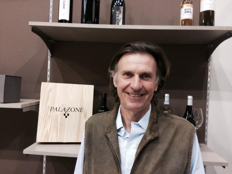 Giovanni Dubini- owner/winemaker